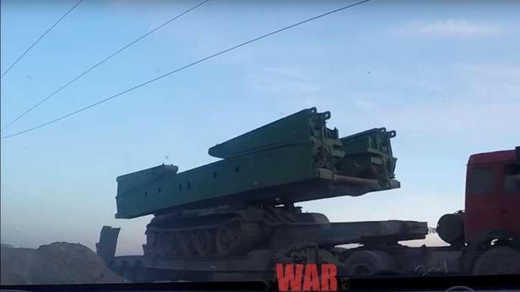 معدات الجيش السوري