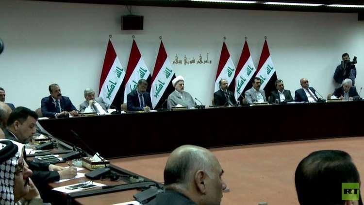 وفد من أربع كتل سياسية يبحث في أربيل الكتلة الكبرى في البرلمان والمطالب الكردية