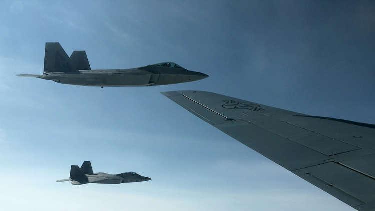 """أول طلعة لطيار تركي بمقاتلة """"F-35"""" في الولايات المتحدة 5b85a1c4d4375071068b45ab"""