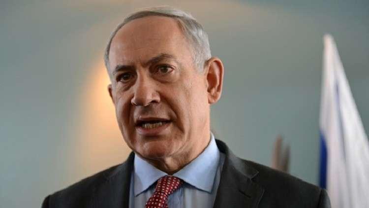 نتنياهو: لن تمنعنا أي اتفاقات من التحرك ضد الوجود الإيراني في سوريا