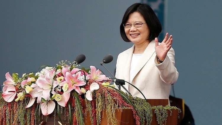 رئيسة تايوان توقع على تنفيذ حكم إعدام في يوم عيد ميلادها