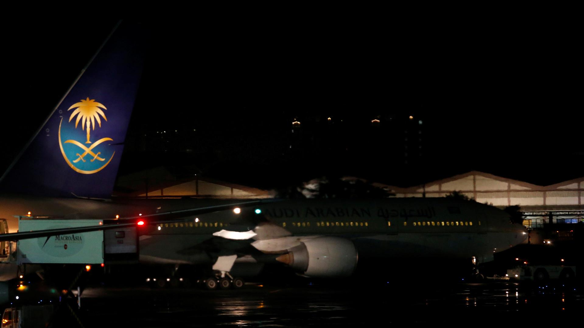الخطوط السعودية تعلن إيقاف الرحلات إلى تورنتو الكندية - RT ...