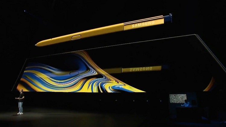 أخيراً.. Samsung Galaxy Note 9