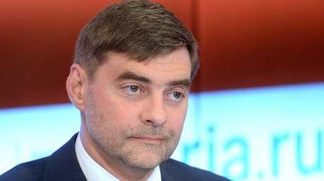 سيرغي جيليزنياك، عضو لجنة الشؤون الدولية في مجلس النواب (الدوما) الروسي