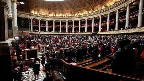 الجمعية الوطنية الفرنسية (مجلس النواب)
