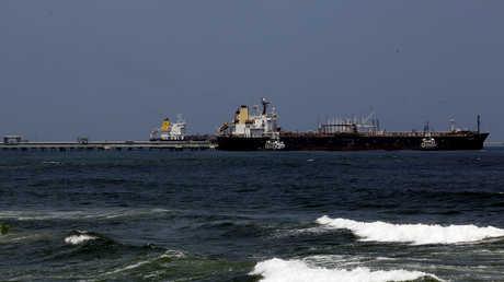 ناقلة النفط - صورة أرشيفية