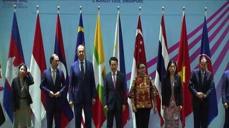 لافروف يدعو للتعاون مع آسيان ضد الإرهاب