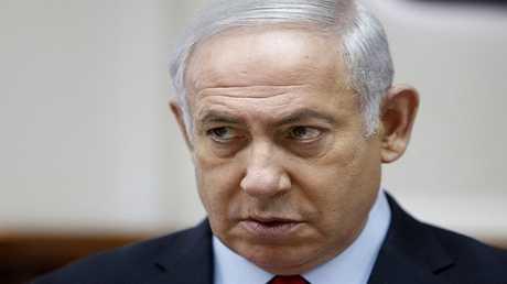 رئيس الوزراء الإسرائيلي بنيامين نتنياهو (أرشيف)