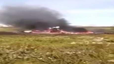 مقتل 18 شخصا بتحطم مروحية شرق روسيا