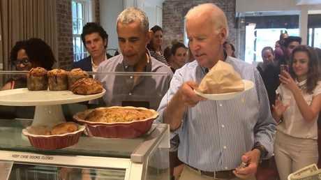 باراك أوباما ونائبه جو بايدن