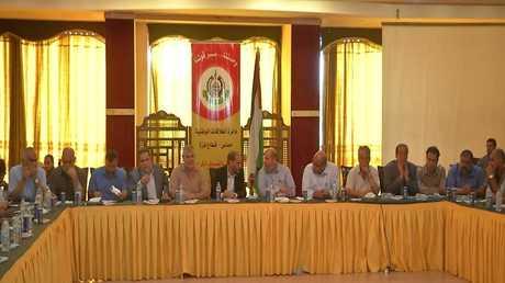 حماس تجتمع بالفصائل في غزة بشأن التهدئة