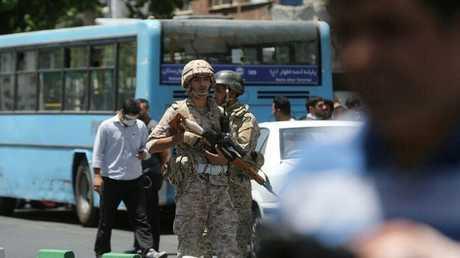 عناصر الأمن الإيراني - أرشيف