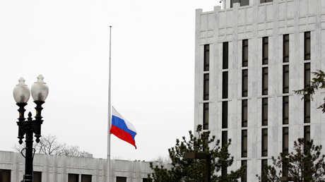 السفارة الروسية لدى واشنطن