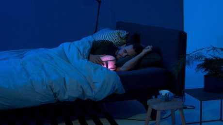 الإنترنت يؤثر في نوعية النوم