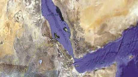 موقع تواجد إثيوبيا