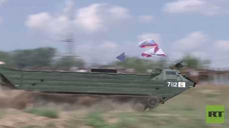 أفضل لقطات من اليوم العاشر للألعاب العسكرية الدولية