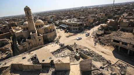 مدينة الموصل شمال العراق - أرشيف