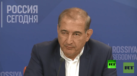 قدري جميل رئيس منصة موسكو السورية المعارضة