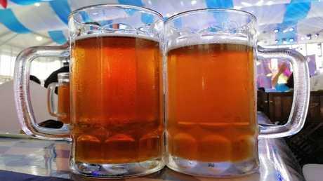 الجعة مفيدة للصحة ولكن عند تناولها باعتدال