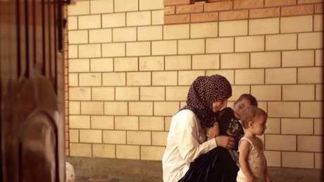 زغيدة.. مواطنة روسية عاشت تحت حكم داعش