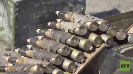 سوريا.. مستودعات خلفتها جماعات مسلحة