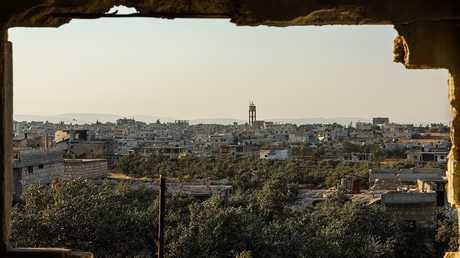 ريف إدلب (صورة من الأرشيف)
