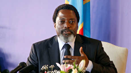 رئيس جمهورية الكونغو الديمقراطية جوزيف كابيلا، أرشيف