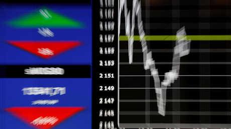 انخفاض المؤشرات الأوروبية بعد هبوط الليرة التركية