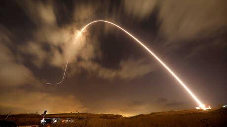 القبة الحديدية الإسرائيلية تعترض صاروخا أطلق من غزة