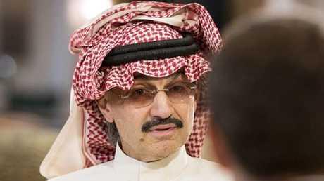 الوليد بن طلال - أرشيف