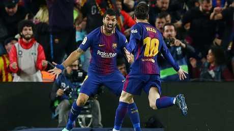 برشلونة وإشبيلية يتصارعان على السوبر الإسباني في طنجة المغربية