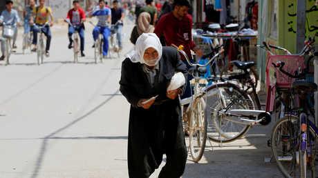 لاجئ سوري في الأردن