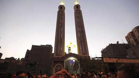 كنيسة العذراء في مصر - أرشيف