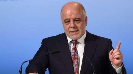 رئيس الوزراء العراقي، حيدر العبادي