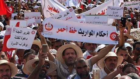 تونس.. تظاهرات ضد إصلاحات اجتماعية اقترحتها لجنة رئاسية