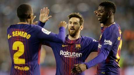 مفاجآت بالجملة في تشكيلة برشلونة لمواجهة إشبيلية في السوبر الإسباني