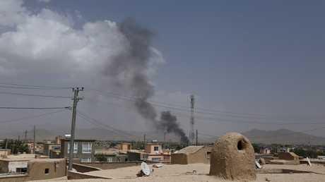 مدينة غزني، أفغانستان
