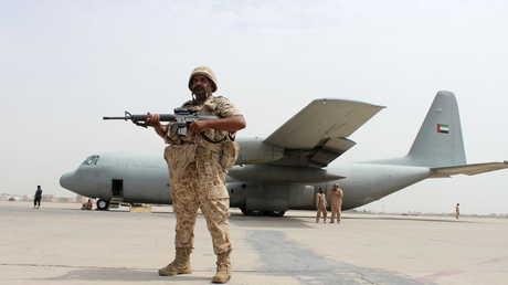 قوات إماراتية في اليمن - أرشيف -