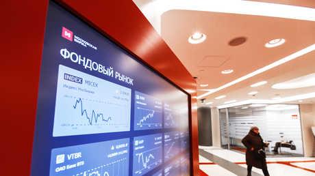 انتعاش الروبل وبورصة موسكو!