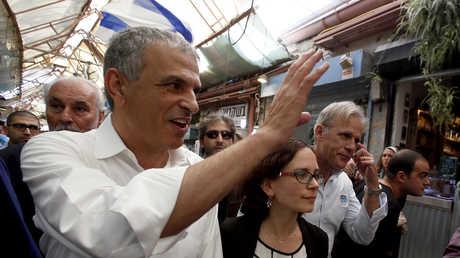 وزير المالية الإسرائيلي موشيه كحلون