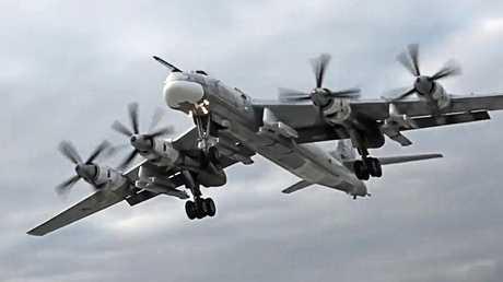 طائرة تو-95 إم إس الاستراتيجية