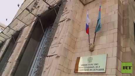 موسكو: واشنطن تسعى لهدم الأمن الدولي