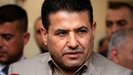 وزير الداخلية العراقي قاسم الأعرجي