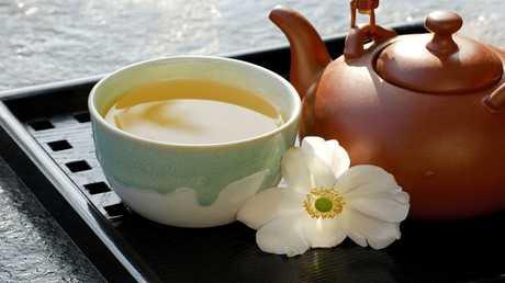 الشاي الأخضر يسبب أضرار للصحة