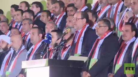 تحالف جديد لاختيار رئيس البرلمان العراقي