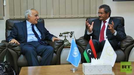 المبعوث الأممي إلى ليبيا يصل إلى مدينة بنغازي