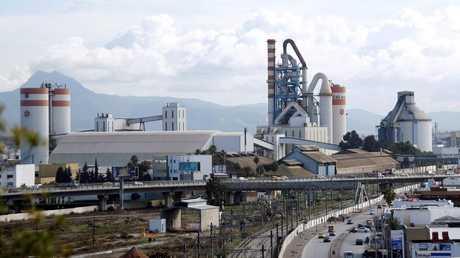مصنع في تونس - أرشيف -