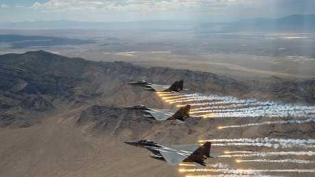 مقاتلات أمريكية