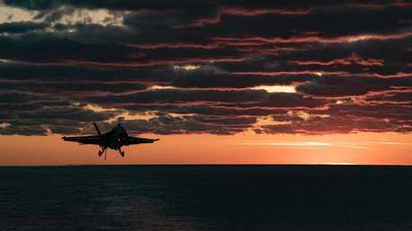 طائرة حربية أمريكية - صورة أرشيفية