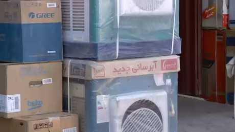 بغداد تؤكد استمرار العلاقات التجارية مع إيران